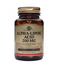 SOLGAR Alpha Lipoic Acid 200mg. / 50 Caps.
