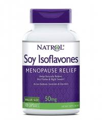 NATROL Soy Isoflavones 50mg. / 120 Caps.