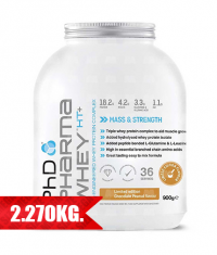 PhD Pharma Whey HT+   5 lb