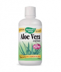 NATURES WAY Aloe Vera Whole Leaf Juice 1000ml.