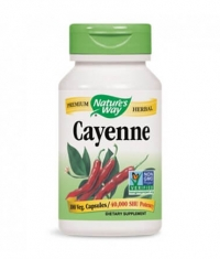 NATURES WAY Cayenne 40 000 H.U. 100 Caps.