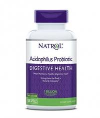 NATROL Acidophilus Probiotic 150 Caps.