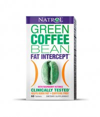 NATROL Green Coffee Bean with Raspberry Ketone 60 Tabs.