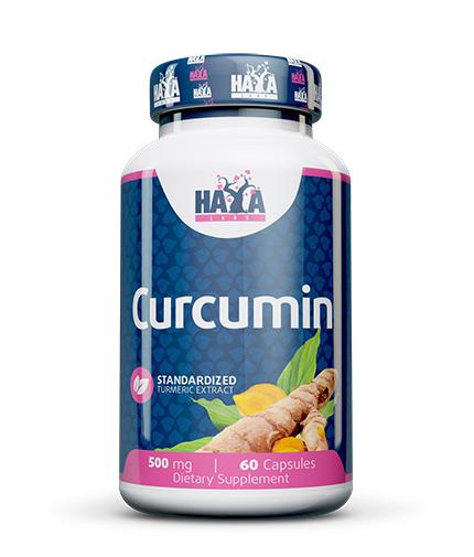 haya-labs Curcumin /Turmeric Extract/ 500mg / 60 Caps.