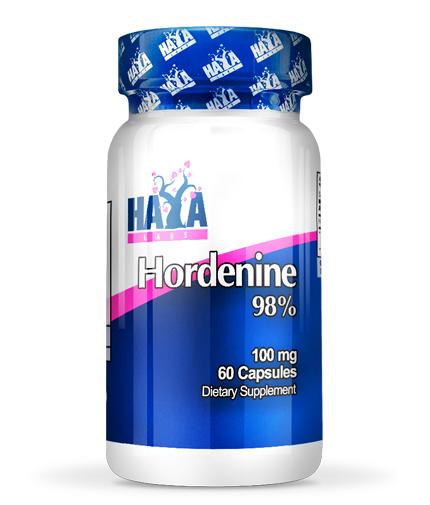 HAYA LABS Hordenine 98% / 100mg / 60 Caps.