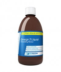 *** Omega 3 Liquid 150ml