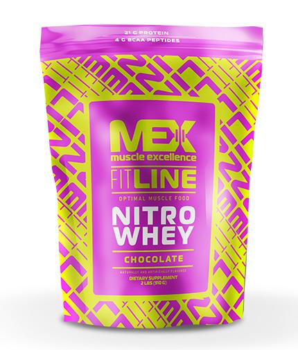 MEX Nitro Whey 0.908