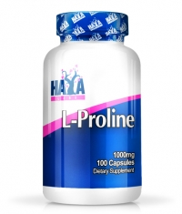 HAYA LABS L-Proline 1000mg / 100caps