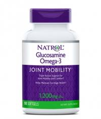 NATROL Glucosamine Omega-3 / 90soft.