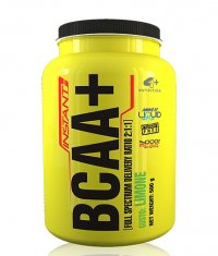 4+ NUTRITION Instant BCAA +