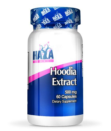 HAYA LABS Hoodia extract  50% 500mg 60 Caps