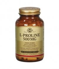 SOLGAR L-Proline 500mg / 100vcaps
